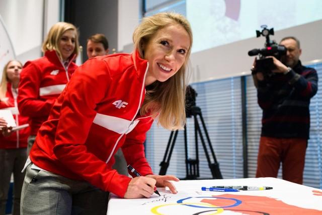 Pierwsza grupy polskich sportowców otrzymała nominacje olimpijskie.
