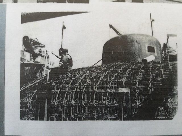 Tak budowano bunkry MRU. Unikatowe zdjęcia sprzed lat robią wrażenie.