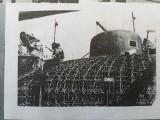 Unikalne zdjęcia z budowy bunkrów MRU! Jest na nich nawet samochód samego Hitlera podczas wizyty w Pniewie