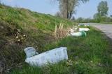 Wstydliwy zakątek na pograniczu gmin Proszowice i Koniusza