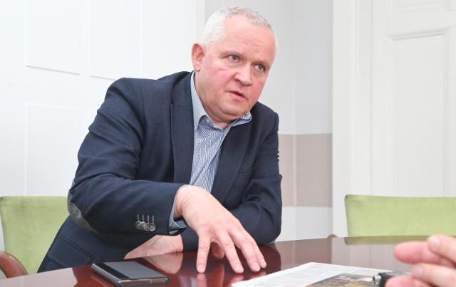 Dariusz Stasiak: - Nowa Nadzieja to fikcyjny byt, bez idei, bez koncepcji i odpowiedniego zaplecza merytorycznego. To zwykła zbieranina przegranych lub upadłych polityków, którzy do tej pory funkcjonowali w lokalnej polityce w podobny sposób, jak Rafał Dutkiewicz.