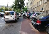 Czy będzie parkingowa rewolucja w centrum Poznania? Radni chcą zwrócić pieszym chodniki przy ul. Libelta, Młyńskiej i Działyńskich