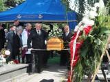 Pogrzeb Kazimierza Kowalskiego w Łodzi. Setki łodzian, rodzina, przyjaciele pożegnali Kazimierza Kowalskiego na cmentarzu przy Szczecińskiej