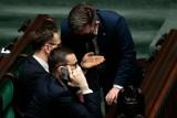 Premier Mateusz Morawiecki i szef KPRM Michał Dworczyk powinni podać się do dymisji? Najnowszy sondaż