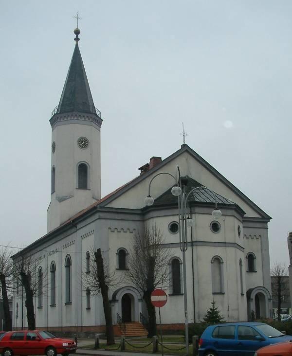 W radiu usłyszymy co niedzielę sumę z parafialnego kościoła pw. św. Marii Magdaleny.
