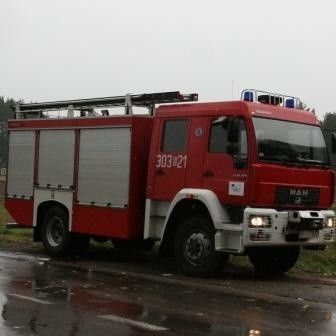 Gdyby nie strażacy, karetka mogłaby nie dojechać do chorego.