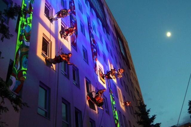 Koncert na Ścianie odegrają muzycy, którzy zawisną na ścianie Pałacu Branickich.
