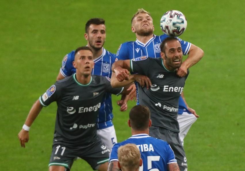 Lechia Gdańsk to jeden z trzech reprezentantów Pomorza w 1/16 finału Pucharu Polski