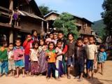 Laos: W poszukiwaniu etnicznych wiosek (zdjęcia)