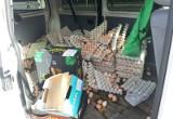 Wypadek na Karkonoskiej. Autokar wjechał w busa wiozącego jajka. Duże utrudnienia [ZDJĘCIA]