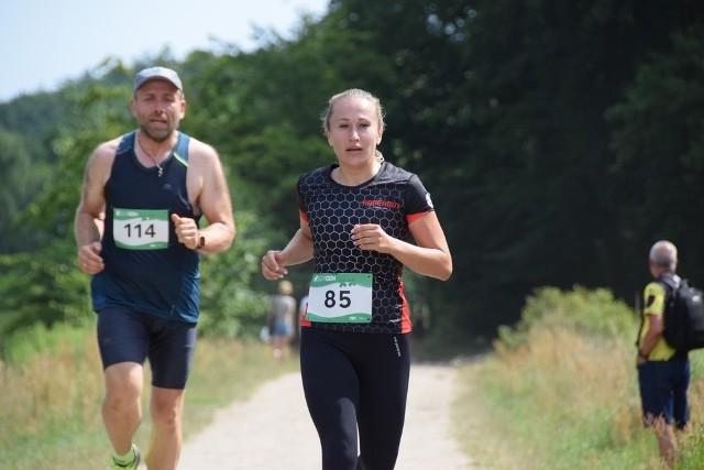 Tym razem zawody biegowe na trasie 5 km rozgrywane były w oliwskich lasach