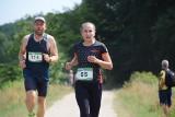 #RUNGDN w lesie. Jan Kwaśnik i Beata Stramska dyktowali tempo w biegu w oliwskiej części Trójmiejskiego Parku Krajobrazowego
