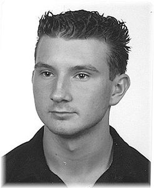Zaginiony Łukasz Frydel