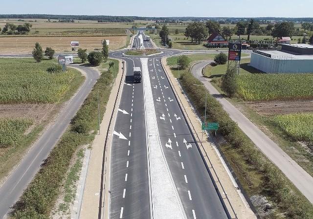 Inwestycje drogowe zarządu województwa opolskiego w 2021 roku.