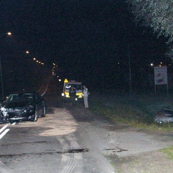 Wypadek w Fastach