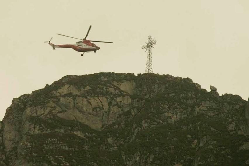Tragedia w Tatrach poruszyła cały kraj. Piorun, który...