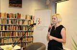 Nina Turek-Kwiecień, dyrektorka biblioteki w Kazimierzy Wielkiej, Świętokrzyskim Bibliotekarzem Roku 2020