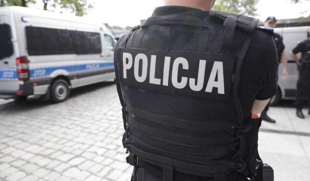 Policjanci domagają się m.in. podwyżek i zmian w systemie emerytalnym
