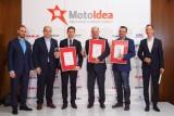 Pilkington, właściciel fabryki w Sandomierzu, nagrodzony Srebrną Moto Ideą