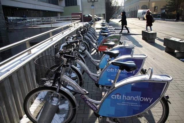 Nie 5,5 mln zł, ale o dwa miliony więcej będzie kosztować miasto funkcjonowanie przez najbliższe dwa lata Lubelskiego Roweru Miejskiego