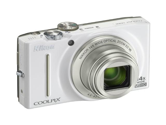 Aparat COOLPIX S8200  firmy Nikon