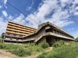 Weszliśmy do niedokończonego sanatorium w Nałęczowie. Zobacz zdjęcia