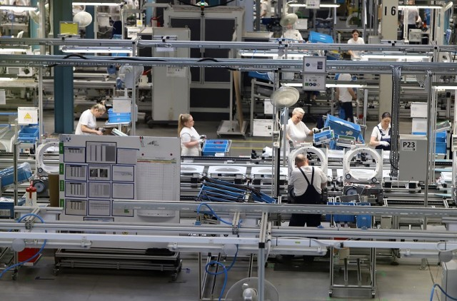 Pandemia w wielu przedsiębiorstwach przyspieszyła decyzje o automatyzacji, również z obawy o zachorowania pracowników.