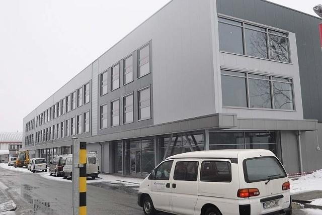 Biuro konsorcjum ma zostać otwarte pod koniec lutego w budynku Artimu przy ul. Oleskiej. (fot. archiwum)