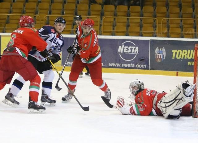 Torunianie w finale tylko raz pokonali Zagłębie Sosnowiec.