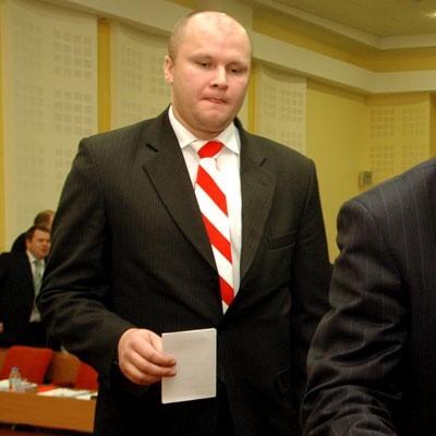 Sławomir Gromadzki, dyrektor Ośrodka Doradztwa Rolniczego w Szepietowie, a jednocześnie radny PO w sejmiku