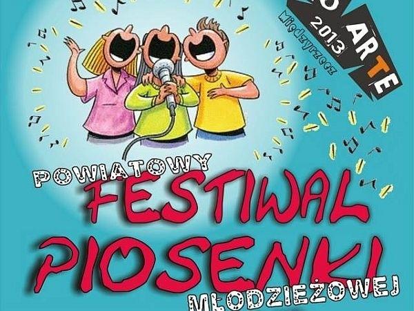 W sobotę w Międzyrzeckim Ośrodku Kultury odbędzie się Powiatowy Festiwal Piosenki Młodzieżowej.