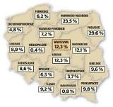 W Kujawsko-Pomorskiem aż 8 papierosów na 100 jest nielegalnych