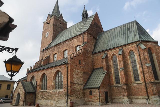 Kościół św. Jana Chrzciciela w Pilznie.