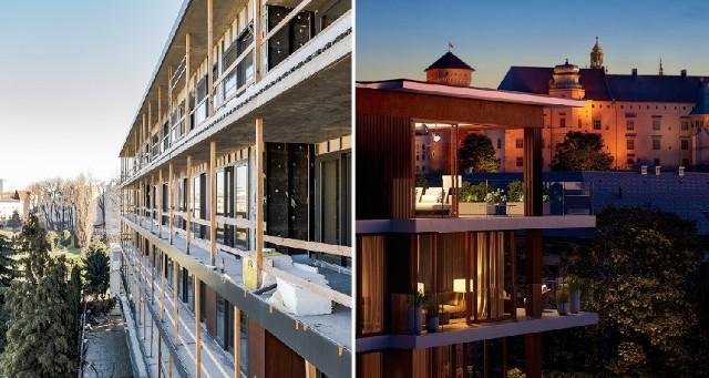 Na ukończeniu jest inwestycja przy ul. Stradomskiej, gdzie prowadzone są prace związane z adaptacją zabytkowej kamienicy na hotel oraz budową w jej sąsiedztwie apartamentowca.
