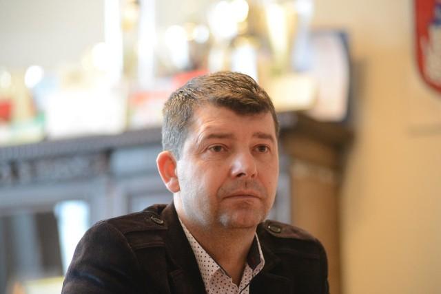 Paweł Mierzwiak, burmistrz Nowogrodu Bobrzańskiego