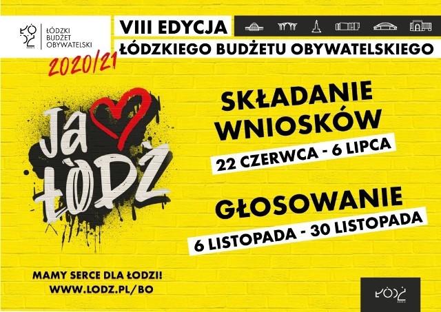 Rozpoczęła się ósma edycja budżetu obywatelskiego w Łodzi