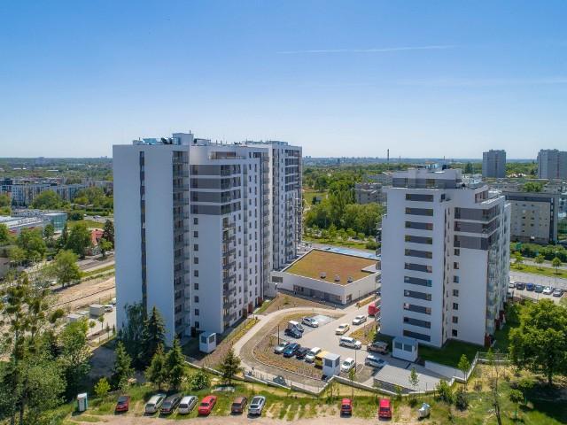 W oddanym do użytku budynku można kupić mieszkania dwu, trzy i czteropokojowe. Deweloper przygotował promocyjną ofertę.