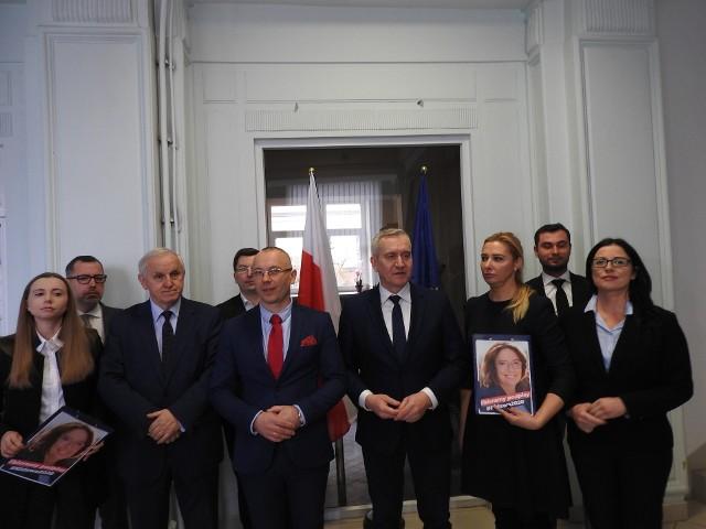 - Jesteśmy pełni energii i zmobilizowani, by działać na rzecz naszej kandydatki – zapewniał Cezary Mielko.