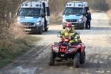 Duża akcja policji i straży we Wrocławiu. Szukali mężczyzny, który chciał popełnić samobójstwo (ZDJĘCIA)