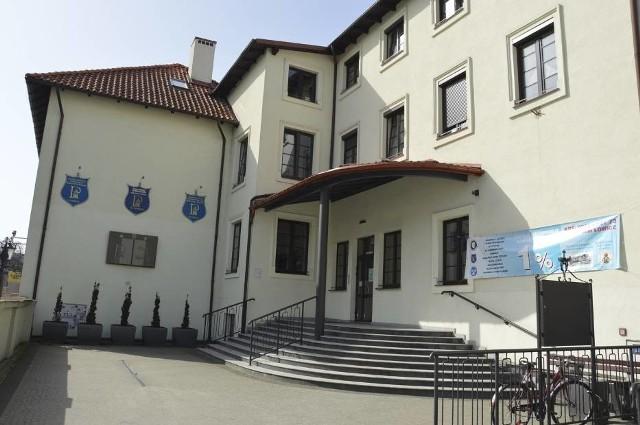 Zespół szkół pijarskich w Łowiczu