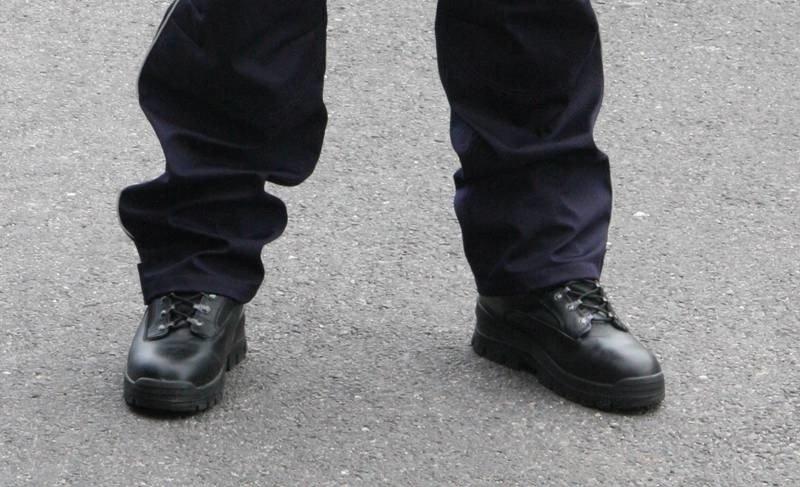 Policyjne Nowe Buty To Koszmar Mowia Funkcjonariusze Gazeta Lubuska