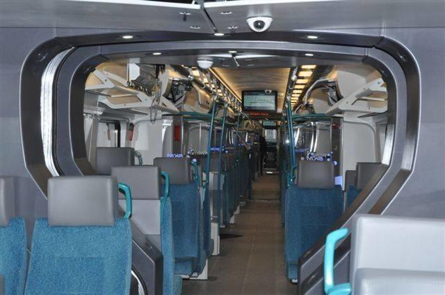 Zobacz jak wyglądają nowe pociągi SKM [ZDJĘCIA]
