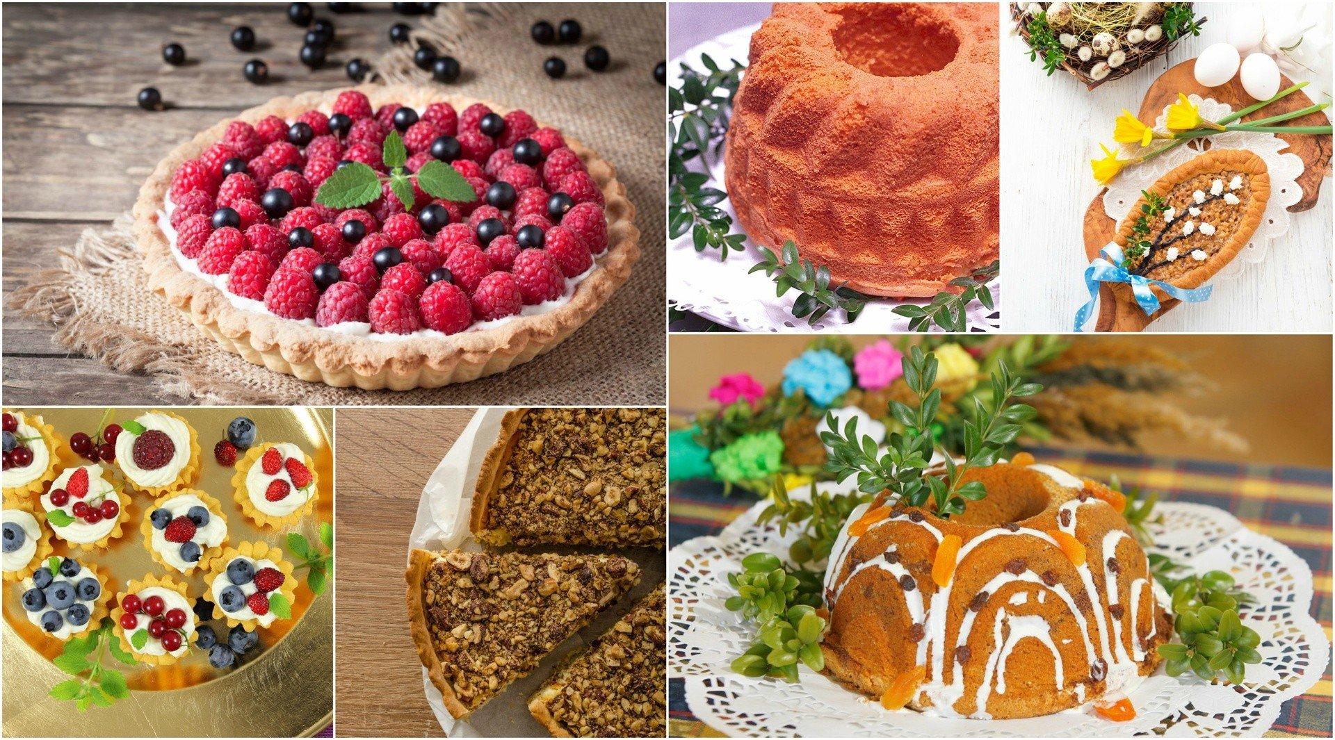 Szybkie I Latwe Przepisy Na Ciasta Wielkanocne Sprawdz Najlepsze