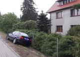 BMW znów w rowie. Mieszkaniec Tryszczyna zapowiada interwencję u wojewody