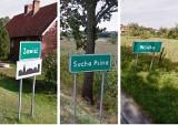 Sucha Psina, Stara Jamka, Kały. Ciekawe i zabawne nazwy opolskich wsi [ZDJĘCIA]