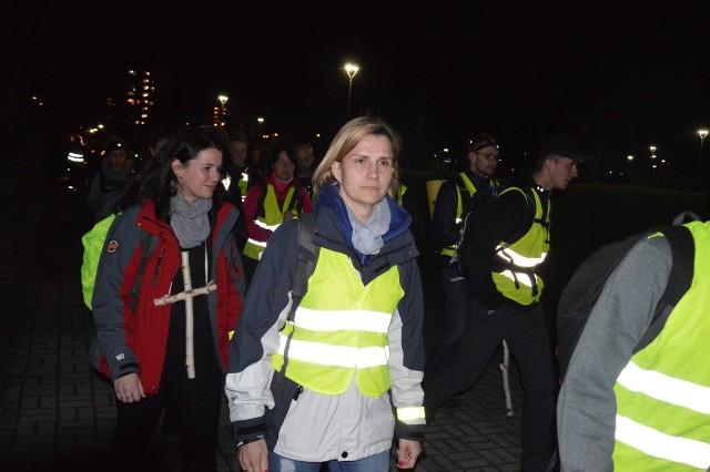 Tak rozpoczynała się w Opolu EDK w 2019 roku. Jej uczestnicy wychodzili wówczas na trasę 5 kwietnia.