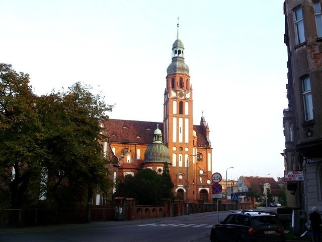 Mieszkańcy Bydgoszczy będą mogli zwiedzić z przewodnikiem m.in. kościół Św. Trójcy.