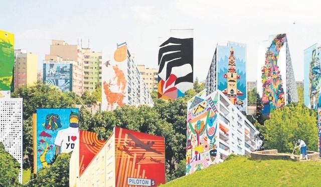 Murale na gdańskiej Zaspie robią istną furorę! Sprawdź, jak wyglądają w oczach instagramowiczów!