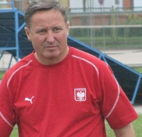 Trener Krzysztof Adamczyk zadowolony z postawy zespołu.