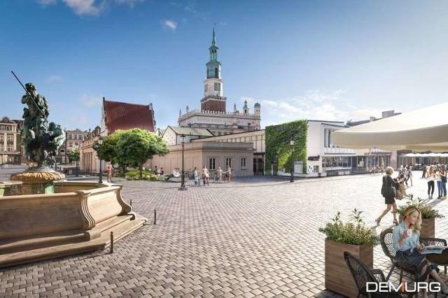 Na rewaloryzację płyty Starego Rynku Poznań wystarał się o dofinansowanie unijne w wysokości niemal 30 milionów złotych. Miasto musi jednak wnieść wkład własny, dlatego zwróciło się o wsparcie do Rządowego Funduszu Inwestycji Lokalnych. Gdyby je dostało, mogłoby przeznaczyć pieniądze rezerwowane na wkład własny na inną ważną inwestycję, której nie można zrealizować z powodu braku funduszy. Z tych samych względów Poznań wystąpił do RFIL o dołożenie do Programu Centrum etap pierwszy (w tym przypadku wkład własny wnosi 120 mln zł).Kolejny projekt -->